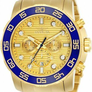 Invicta Men's 22227 Gold-Tone Steel Watch